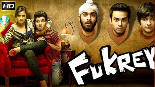 Fukrey (2013) Hindi Movie 720p BluRay Download