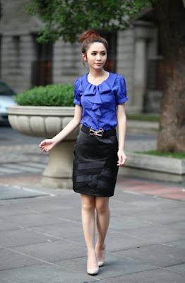 Model Baju Blus Wanita Terbaru Modern