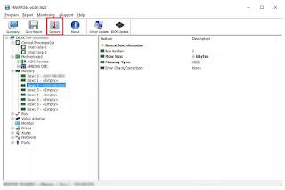Cara Melihat Spesifikasi Laptop Menggunakan HWiNFO