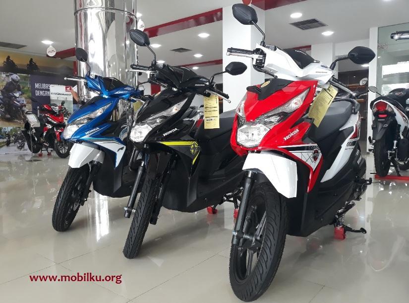 Daftar Harga Resmi Motor Honda Terbaru 2018 2019 Mobilku Org