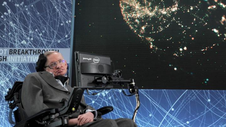 Stephen Hawking Meninggal Dunia di Usia 76 Tahun