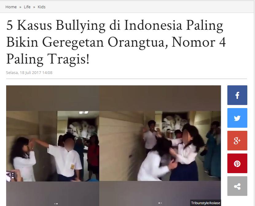 Cara Mencegah dan Memberantas Bullying