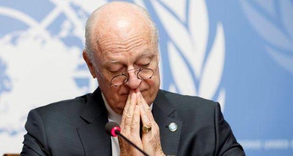 ONU reanudará negociaciones sirias en Ginebra el 16 de mayo