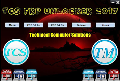 TCS All In One  FRP Unlocker Free Download