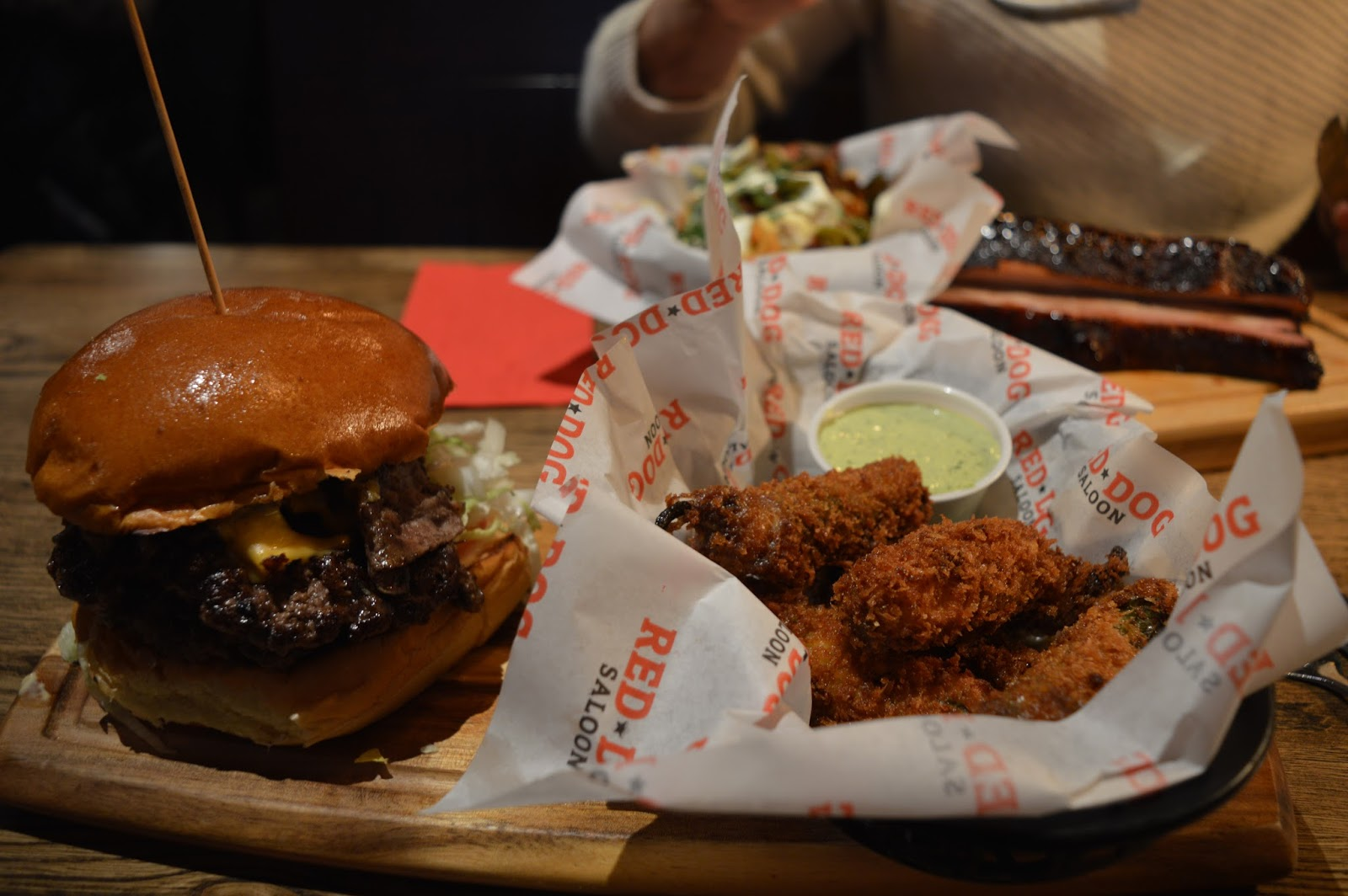 Red Dog Saloon Southampton Review, American BBQ Restaurant in Hampshire, food blogger Hampshire, UK food blogs, Dalry Rose Blog