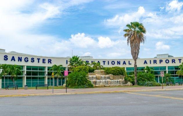 5. Bandar Udara Internasional Sangster (MBJ)