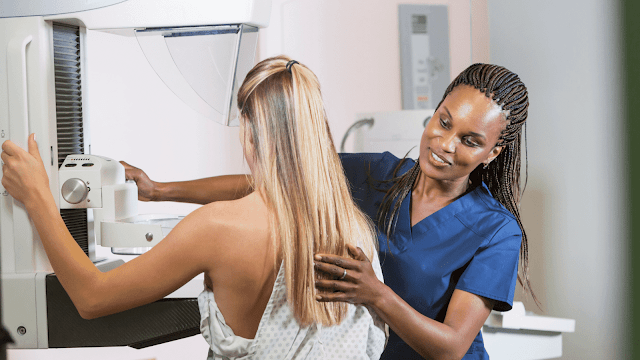 do breast implants interfere with mammogram results by barbies beauty bits