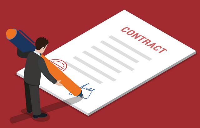 4. Terapkan Sistem Kontrak Yang Tepat
