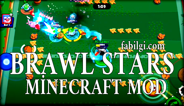 Brawl Stars Değişik Modlar Minecraft Steve Hileli Modu İndir