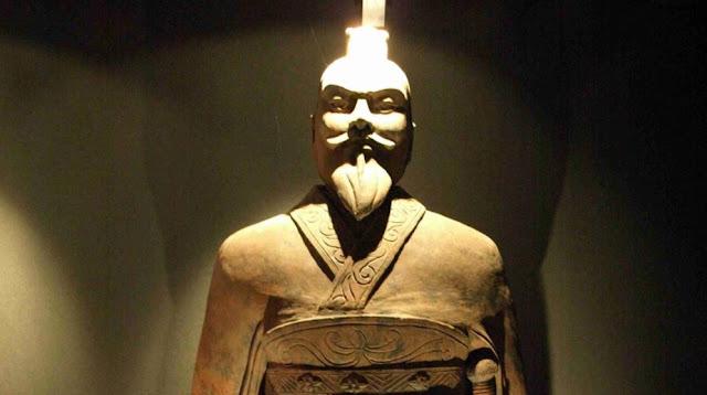 Patung Qing Shi Huang