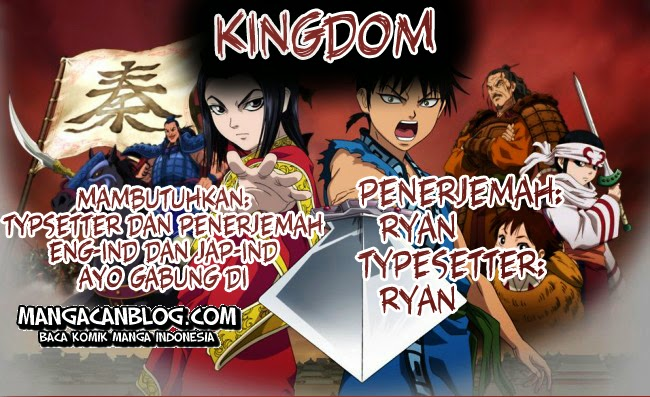 Baca Komik Manga Kingdom Chapter 309 Komik Station