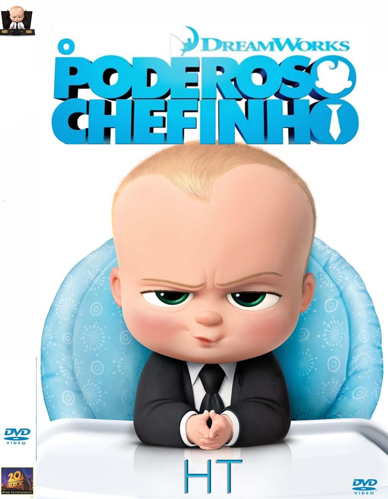 O PODEROSO CHEFINHO (LEGendado – 720p)