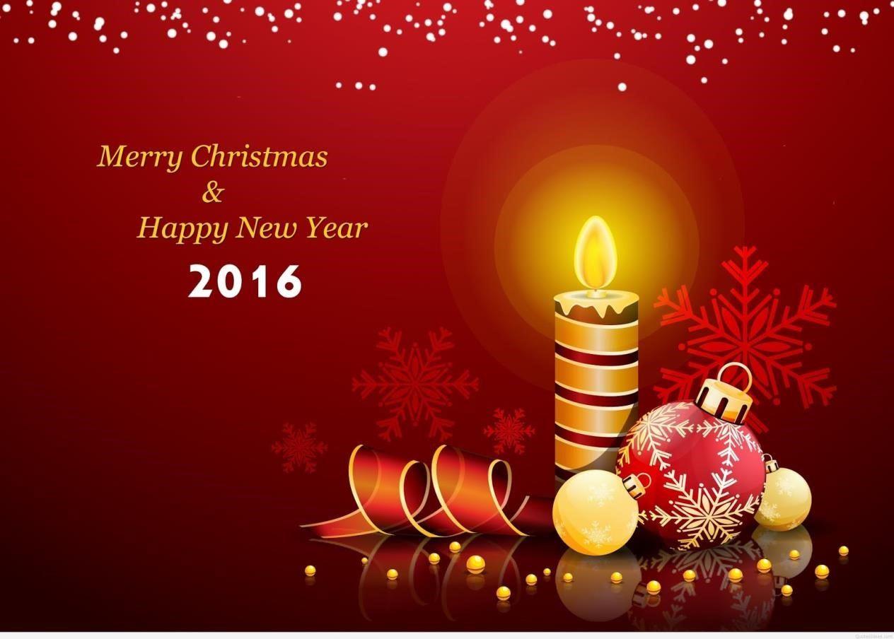 contoh ucapan hari natal dan tahun baru