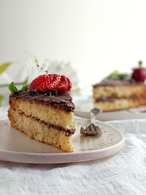 La mejor torta de cumpleaños.