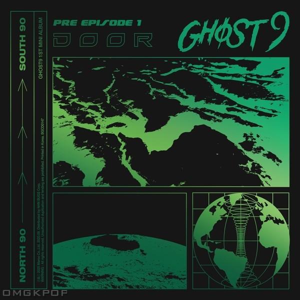 GHOST9 – PRE EPISODE 1 : DOOR – EP