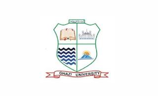 www.gudgk.edu.pk - Jobs 2021 - Ghazi University Jobs 2021 in Pakistan