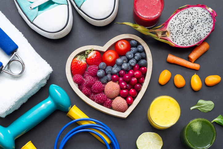 Perubahan gaya hidup untuk menurunkan risiko penyakit jantung