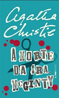 A MORTE DA SRA. MCGINTY - Agatha Christie