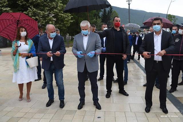 Marković u Plavu: U narednom mandatu pokrećemo radove na putu ka Dečanima i na rekultivaciji Plavskog jezera