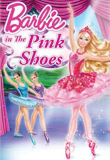 Barbie in pantofii roz dublat in romana
