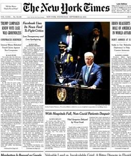 The New York Times Magazine 22 September 2021