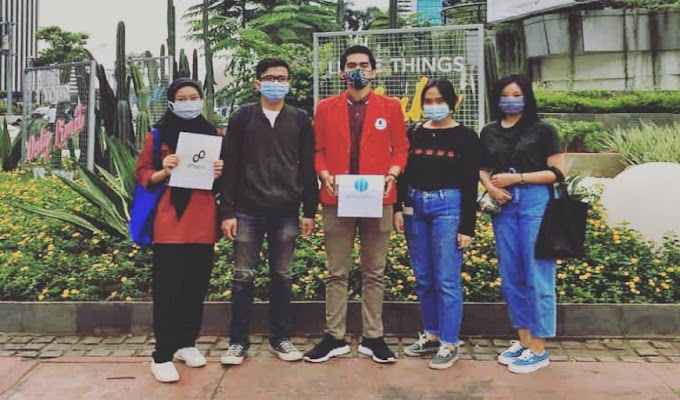 Pentingnya Berolahraga untuk Menjaga Kesehatan di Masa Pandemi Bersama Nineteen Project