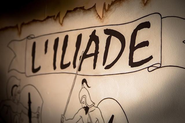 Dédale, L'iliade, grece antique, enigmaparc