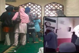 Lupa Matikan Mikrofon Masjid, Imam & Jamaah Bahas Janda Cantik