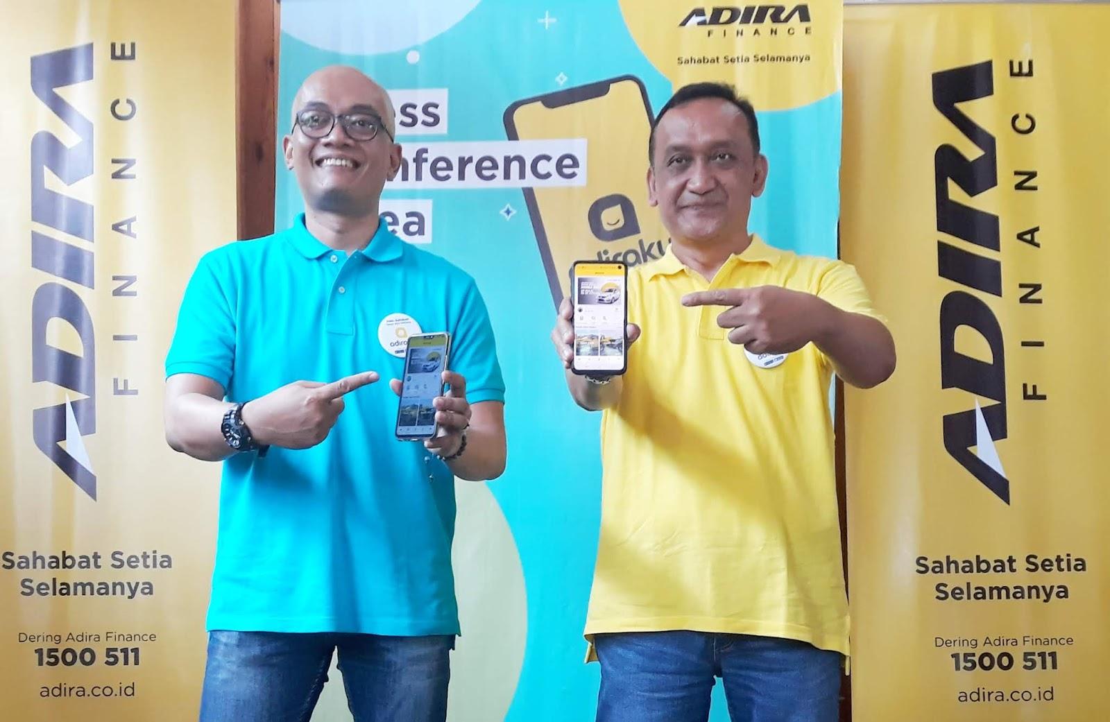 Grand Launching Aplikasi Adiraku