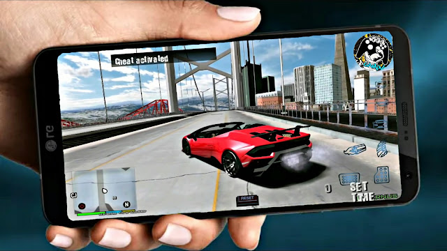 Download GTA 5 Android 300 Mb Best Graphics Mod Pack GTA SA