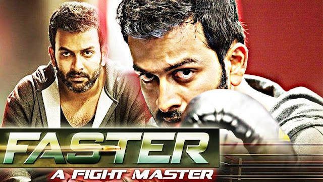 Faster A Fight Master 2015 Full Movie Hindi Dubbed 400MB 480p HDRip