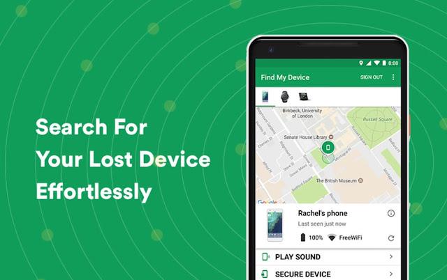 Trik Ampuh Search Akun Google Android Yang Hilang