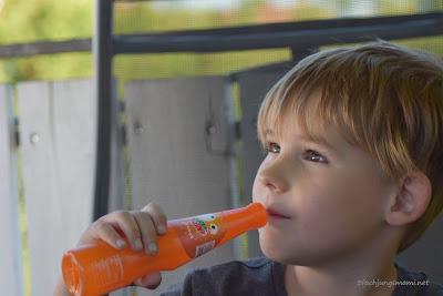 Dreh und Trink weckt Kindheitserinnerungen