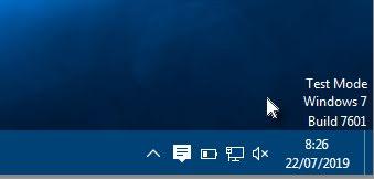 Cara Menghapus Tulisan Test Mode Windows 7 Build 7601