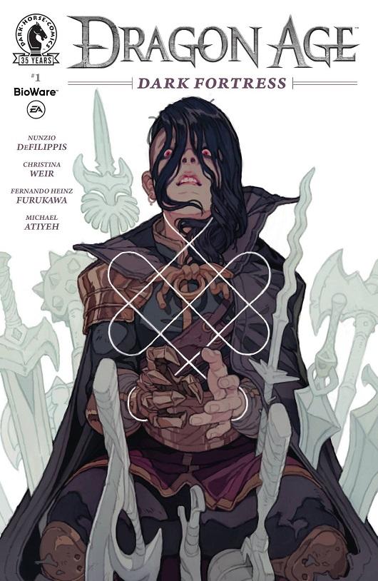 Cover of Dragon Age: Dark Fortress #1