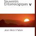 Télécharger  Souvenirs entomologiques - Livre V pdf
