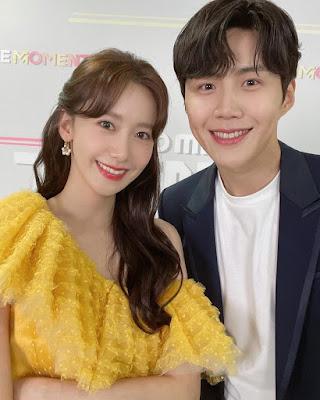 snsd yoona kim seon date at 2PM