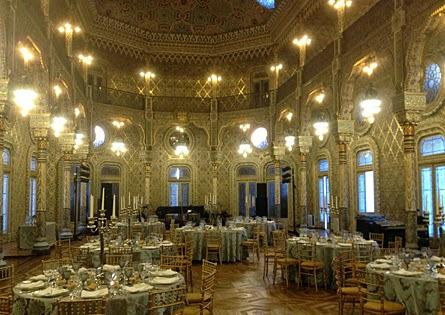 O Palácio da Bolsa em Porto | Portugal