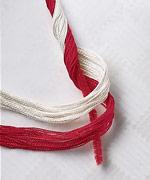 Yarn Candy Cane - Step 2
