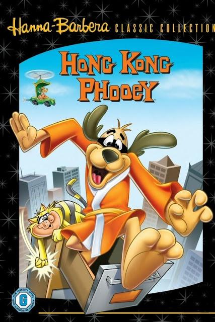 Hong Kong Phooey (16/16) [Latino] [MEGA]