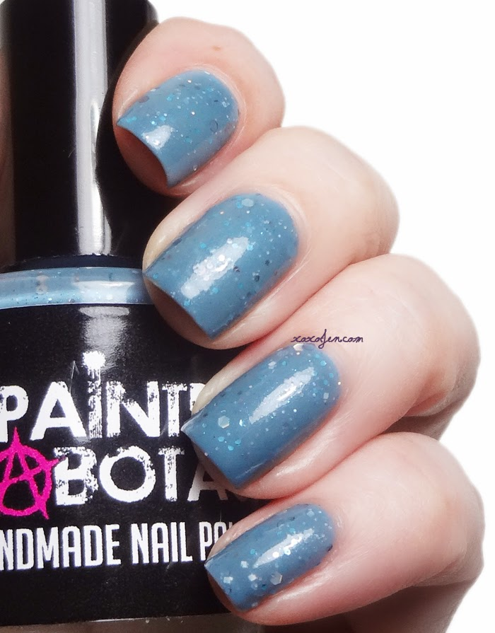 xoxoJen's swatch of Painted Sabotage Vaithrudnir