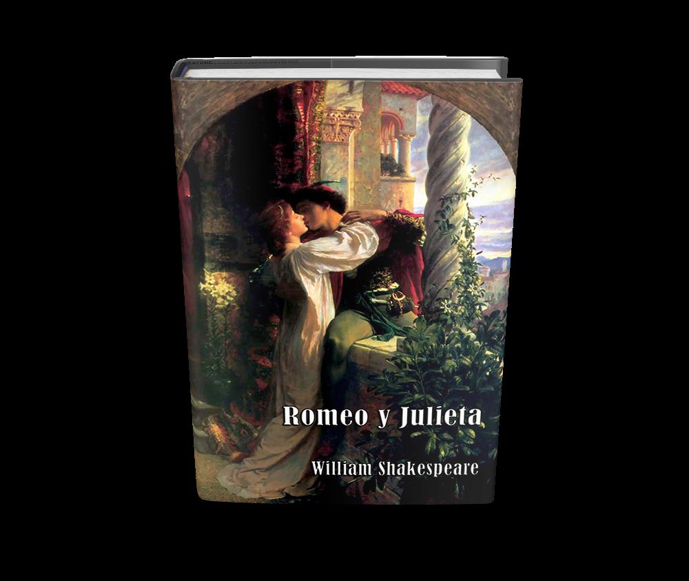 Libro Gratis de Teatro Romeo y Julieta de William Shakespeare - Leer para crecer