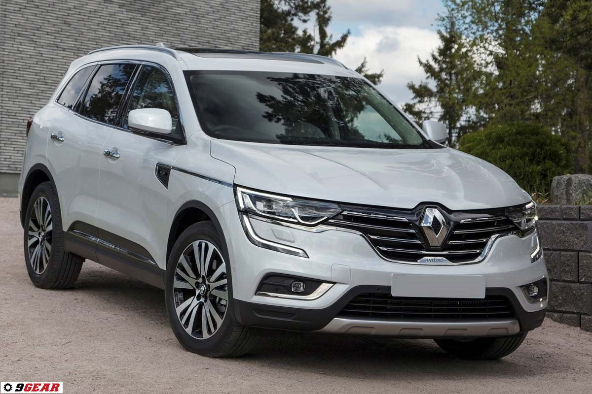 Renault Koleos 2019 >> All-New Renault Koleos - Bigger. Bolder. Better. | Car Reviews | New Car Pictures for 2018, 2019
