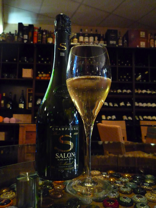 Daniela wurdack luxe le champagne salon tr s tr s cher for 1997 champagne salon