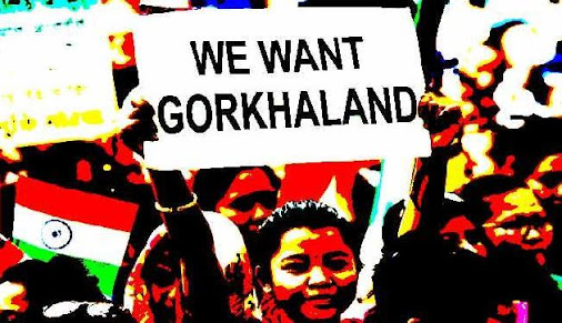 India's longest statehood demand- Gorkhaland