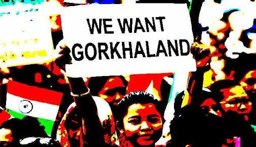 India's longest statehood demand- Gorkhaland