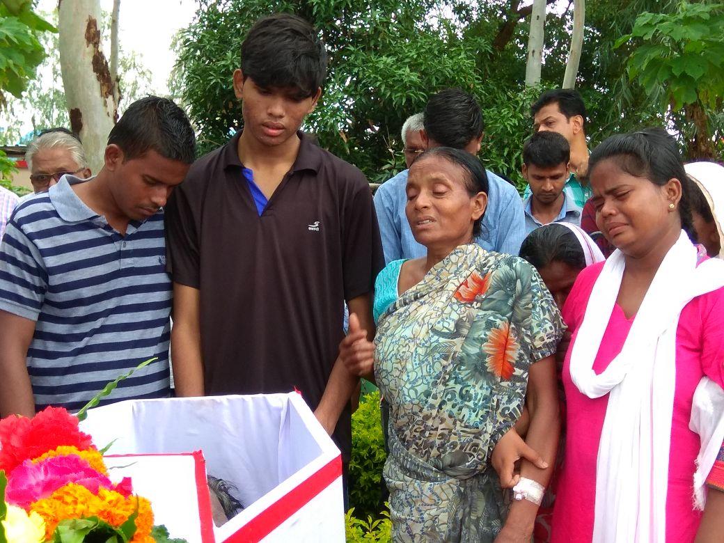 Gems Missionary At Aurangabad In Bihar Paulose Entered God