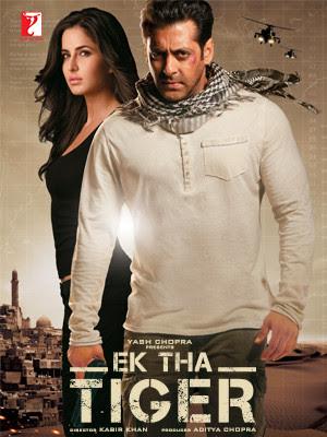 Ek Tha Tiger 2012 Hindi 720p BRRip 1GB