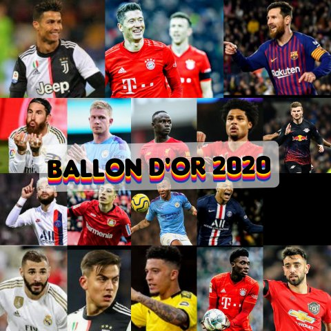 Ballon d'Or 2020 Power Rankings: Champions League draw boosts Neymar and Kylian Mbappe