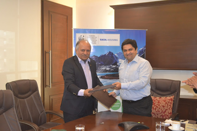 Tata Housing and WWF-India renew partnership for biodiversity conservation